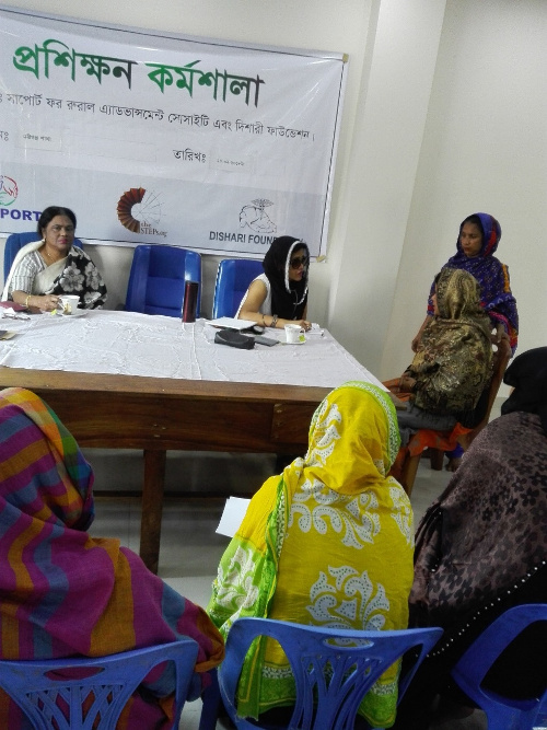 theSTEPs and SUPPORT Initiates a Training Workshop on Healthcare
