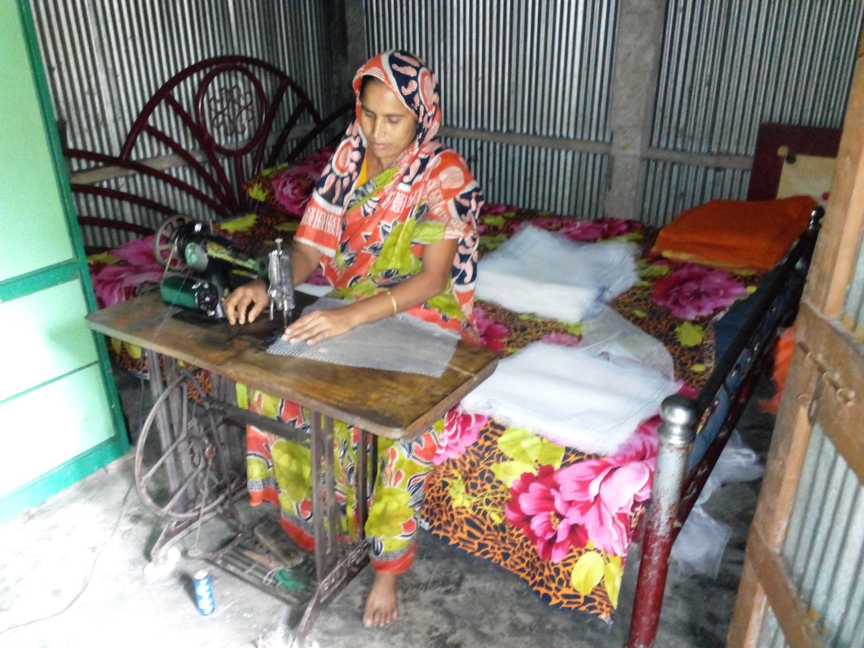 Ultra-Poor (UP) Loan Program